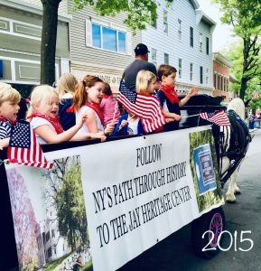 Jay Heritage Center Memorial Day 2015 Observation