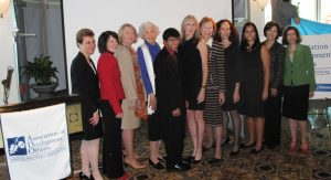 ADO Board and Honorees
